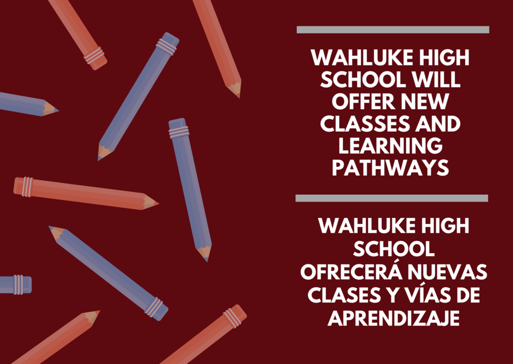 Wahluke High School Will Offer New Classes and Learning Pathways