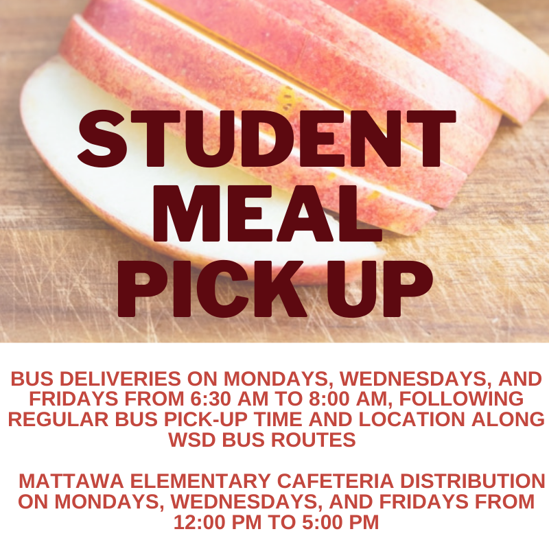 Student Meal Pick Up